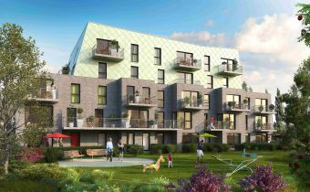 Programme immobilier le jardin - Image 1