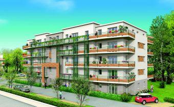 Programme immobilier les terrasses de solesmes - Image 2
