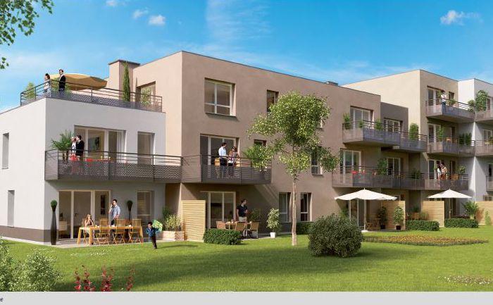 Programme immobilier le beau jardin - Image 1
