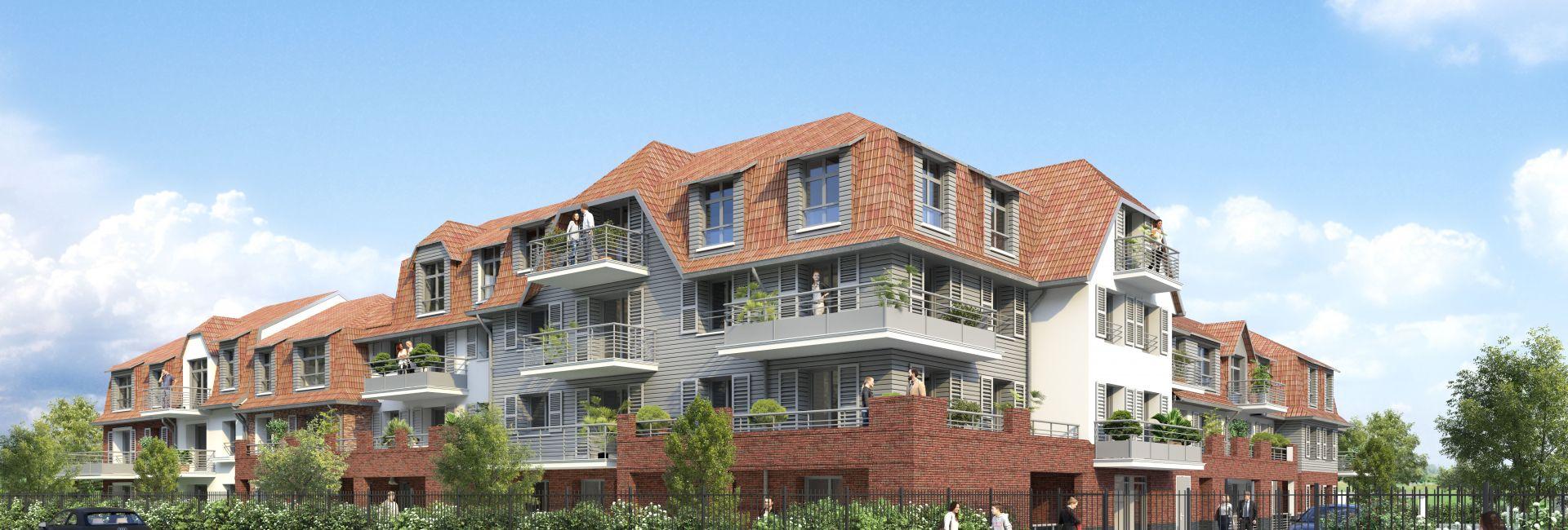Programme immobilier le clos des champs - Image 2