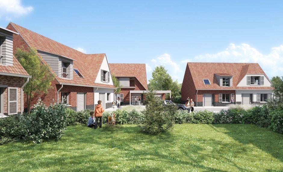 Programme immobilier le clos des champs - Image 3